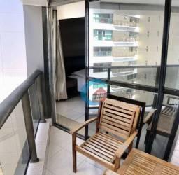 Título do anúncio: Flat com 1 quarto para alugar, 42 m² por R$ 3./mês - Boa Viagem - Recife/PE