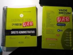 Vade Mecum OAB 2021 e Caderno de Treino (Administrativo) 2021