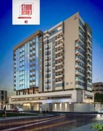 Apartamento à venda com 1 dormitórios em Ponta da terra, Maceio cod:V5285