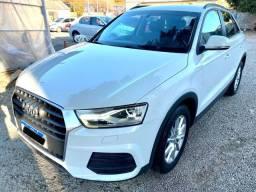 Título do anúncio: Audi Q3 1.4 Ambiente TFSI - Branca - Único Dono