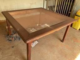 Título do anúncio: Mesa vidro