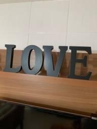Letras LOVE grande
