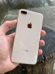 iPhone 8 Plus Rose ( aceito cartão até 12x - trocas em iPhone )
