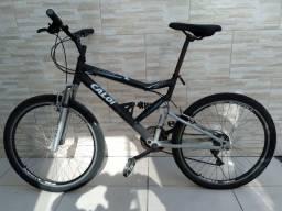 Bicicleta Caloi KS Aluminum Usada