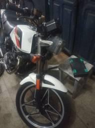Moto Honda cb 450