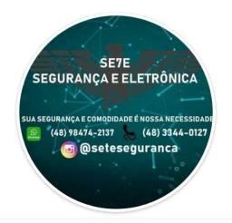 Sete segurança eletrônica