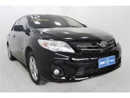 Título do anúncio: Toyota Corolla GLI 1.8 GNV Automático 2012