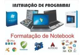 Instalação de Programas Computador e Notebook
