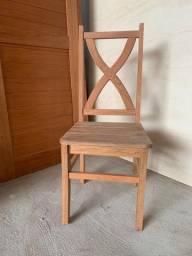 Cadeiras de Jatobá (Copa)