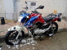 Titan 150cc Ex montadinha