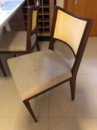 Título do anúncio: Vendo cadeira de madeira