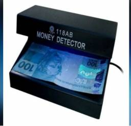 Identificador Notas Falsas Money Detector Cedulas Dinheiro