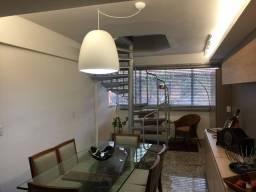 Título do anúncio: Cobertura à venda, 4 quartos, 1 suíte, 3 vagas, Serra - Belo Horizonte/MG