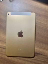 iPad Mini 4ª Geração 64gb Wi-Fi+Cellular