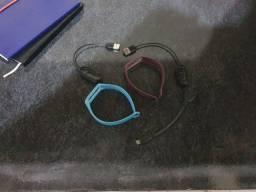 Vendo pulseiras Mi band 4