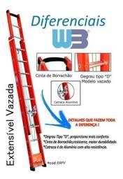 Escadas  Fibra  Frete  Grátis  Em Ate  10 X Sem Juros