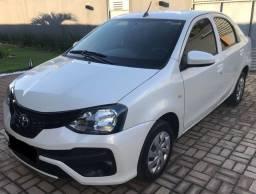 Etios x sedan 1.5 manual 2019