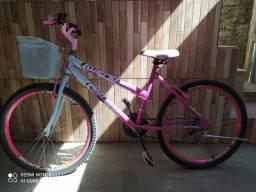 Bicicleta Feminina Wendy Feline Aro 26 Super Nova