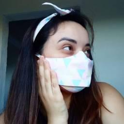 Máscaras confortáveis