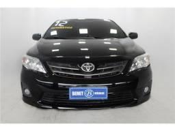 Toyota Corolla GLI 1.8 16v Flex 2012 Automático