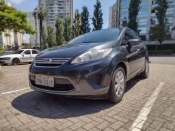 Ford New Fiesta Hatch 2011 Placa I Novissimo Financio