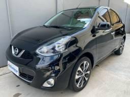 Título do anúncio: Nissan March 1.6 SL - 2017