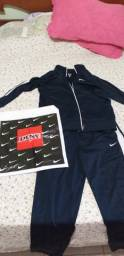 Conjunto Unissex Nike Original na embalagem calça + jaqueta