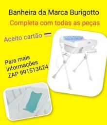 Título do anúncio: Banheira completa da Marca Burigotto
