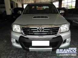 Título do anúncio: Toyota Hilux CD SRV D4-D 4x4 3.0 TDI Diesel Aut