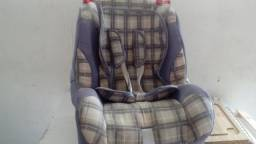 Cadeira para Automóvel Tutti Baby Atlantis  - 9 a 25 Kg - Xadrez Cinza