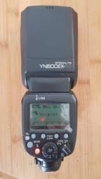 Título do anúncio: Flash Youngnuo YN 600 EX- RT