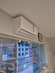 Higienização e instalação de ar condicionado