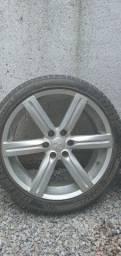 Título do anúncio: Vendo 4 pneu aro 22