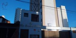 Apartamento com 3 dormitórios para alugar, 110 m² por R$ 1.350,00/mês - Praia de Iracema -