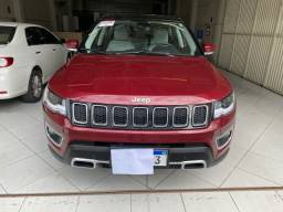 Jeep compass limited com pacote pack high