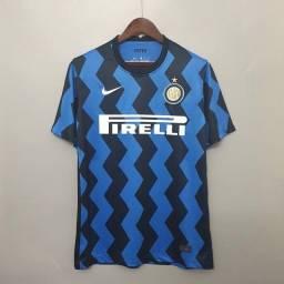 Camisa do Inter de Milão Tailandesa R$ 90,00