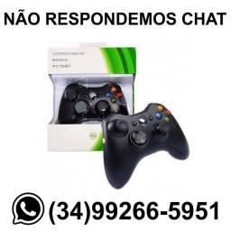 Título do anúncio: Controle sem fio para video game Xbox * Chame no Whats