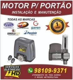 Motor para portão - residencial, predial e industrial *