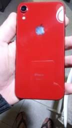 Título do anúncio: Iphone xr red 128g