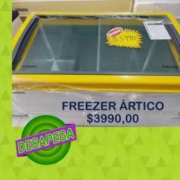 FREZER FREEZER FREZER ÁRTICO PRONTA ENTREGA ACEITAMOS CARTOES garantia de 1 ano