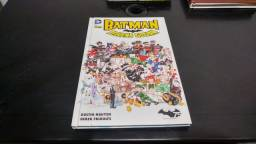 Título do anúncio: Revista capa dura Batman Pequena Gotham