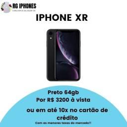 IPHONE XR 64GB LACRADO NOTA FISCAL