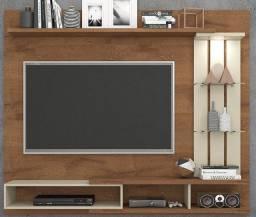 Painel modelo Vitória com LED embutido e aplique decorativo Produto NOVO
