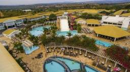 Caldas Novas, Parque Aquático, Lacqua di Roma, Piscina de ondas, apartamento para temporad