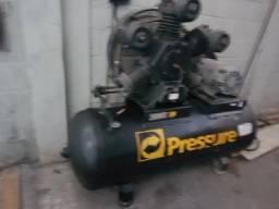Compressor pressure 15 hp