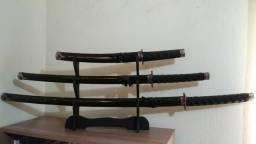 KIT Espadas Katana Decorativas