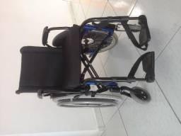 Cadeira de rodas Ortobras tamanho 42