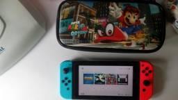 Nintendo Switch Desbloqueado e jogos. Parcelamos, Loja Samuray Games