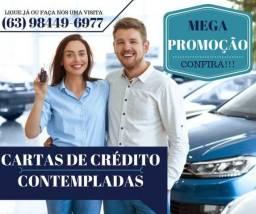 Cartas de Crédito Contempladas para veículos - 2015