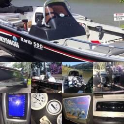 Karib 500 clx- 40 ho 4 tempos - 2015